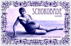 Badezusatz Schokobade Lavendel