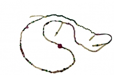 Perlenkette Charm