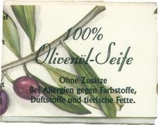 REINE OLIVENÖL-SEIFE