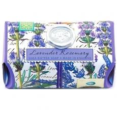 Lavendel-Rosmarin-Seife