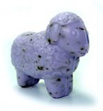 Schäfchen aus Schafmilchseife