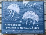 Hiddenseer Seesand&Meersalz-Seife