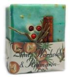 Zimt, Wacholder&Rosmarin-Seife