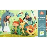 Riesen-Puzzle Märchen-Parade