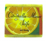 CITRONELLA-MINZE-SEIFE