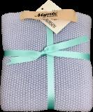 Gestricktes Baumwoll-Handtuch