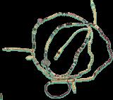 Perlenarmband Charm 2