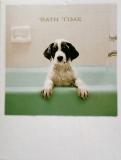 Minikarte Bathtime
