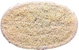 Luffa-Seifenkissen oval