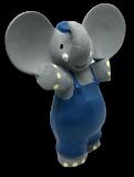 Alvin, der Elefant