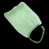 Seifenrestebeutel Perli - grün