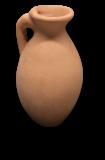Kleine Terracottavase klassisch