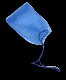Seifenrestebeutel Perli - blau