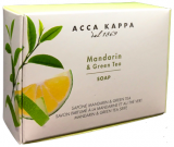 Grüne Mandarin&Green Tea Seife Acca Kappa