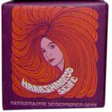 HAARSHAMPOO-SEIFE mit Seide