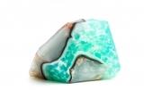 Soap Rock Aqua Geode